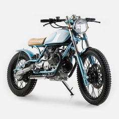 Moto Guzzi V35 TT custom More