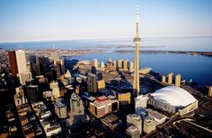 The first few are obvious, but what other Canadian cities draw visitors galore?: #1. Toronto, Ontario
