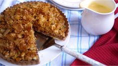 A traditional tart that's easy to make...
