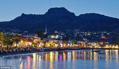 Bodrum - Turkey's St. Tropez, the glitzy cousin of Cesme