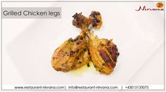 Our #Oozy finger lickin' grilled chicken will make you get attracted towards it. #ChickenLover #IndianFood #FoodPorn #ChefFresh #Vienna #Austria Book Your Table Here: (+43)01-5133075