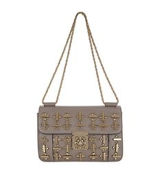 Chloé Medium Elsie Crystal Shoulder Bag available to buy at Harrods. Shop online & earn reward points. Luxury shopping with Free Returns on UK orders.
