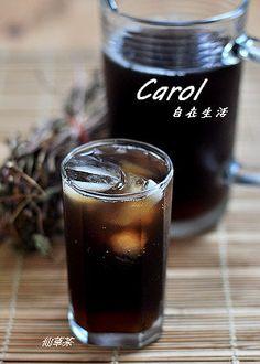 Carol 自在生活 : 仙草茶