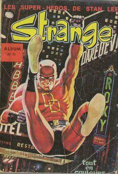 Couverture de Strange -REC011- Album N° 11 (du n°32 au n°34)