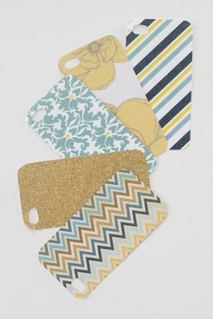 Easy as D-I-Y: Customizable iPhone Case for under $2   Dream Green DIY