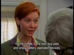 """23 Times Miranda Proved She Was The Most Empowering Character On """"Sex And The City"""""""