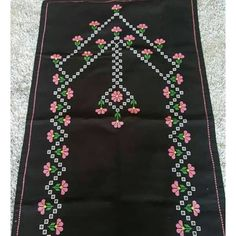 Modern Cross Stitch Patterns, Cross Stitch Designs, Embroidery, Holiday Decor, Google, Cross Stitch, Embroidery Stitches, Amigurumi, Flowers
