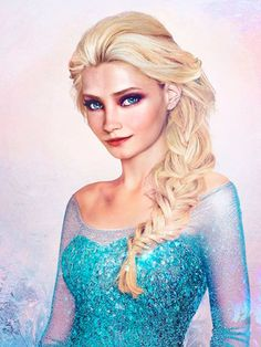 An Artist Has Envisioned What Disney Princesses Might Look Like In Real Life | Pretty 52