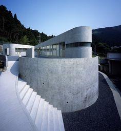 minimalistische architektur- Horizontal House