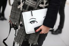Eyes.Details In Streetstyle.