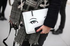 Street looks à la Fashion Week haute couture printemps-été 2013 - Jour 1 Christian Dior http://www.vogue.fr/defiles/street-looks/diaporama/street-looks-a-la-fashion-week-haute-couture-printemps-ete-2013-jour-1-dior-natalia-vodianova-jessica-alba-chloe-moretz/11445/image/677769#10
