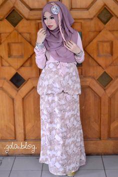 GDa'S by Ghaida: dresses ❤ hijab style