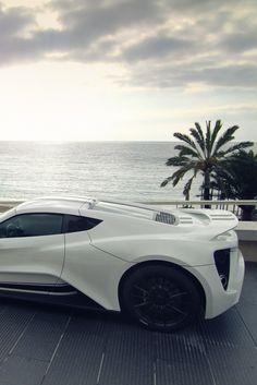 Zenvo ST1,  sports cars