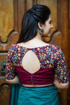 Beautiful blouse back designs Indian, visit to see. Sari blouse designs, saree blouse patterns, Latest blouse back designs, trendy stylish blouse back neck designs you have to see. Indian Blouse Designs, Blouse Back Neck Designs, Traditional Blouse Designs, Cotton Saree Blouse Designs, Simple Blouse Designs, Stylish Blouse Design, Bridal Blouse Designs, Pattern Blouses For Sarees, Latest Saree Blouse Designs