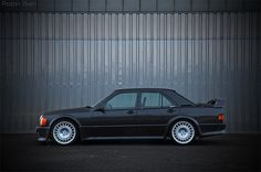 Mercedes 190E 2.5-16 EVO I. I've always loved the shape and look of this car!