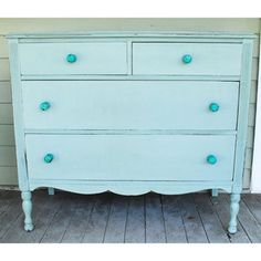 Shabby Chic Dresser, $650, now featured on Fab.