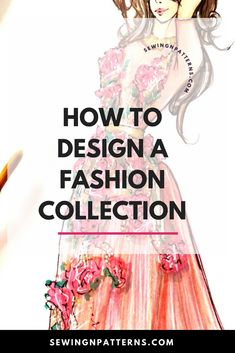 How to start a clothing line + FREE Checklist to design your fashion collection fashion designer sketches Fashion Line, Diy Fashion, Trendy Fashion, Fashion Clothes, Fashion Ideas, Choice Fashion, Ladies Fashion, Fashion Styles, Fashion Outfits
