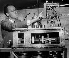 #UnDiaComoHoy 1980 muere John Hasbrouck van Vleck, Premio Nobel de Física del año 1977 por desarrollo del rayo Laser