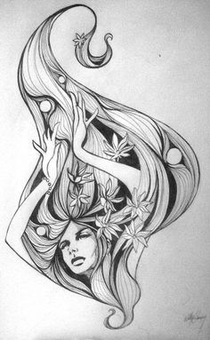 PEN & INK by Willy Gomez, via Behance