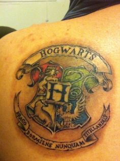 The Harry Potter Tattoo I am going to get