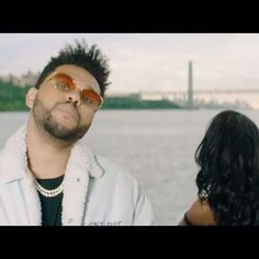 The Weeknd -  premiere (French Montana ft. Abel) https://www.vevo.com/premiere/french-montana-new-video-a-lie/