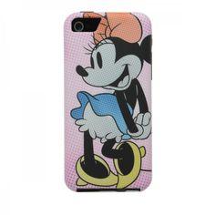 """Coque rigide """"Minnie"""" rose pour iPhone 5C"""