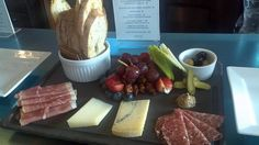 Meat and Cheese Plate at Jet Wine Bar