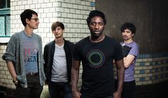 Bloc Party interview with bass player Gordon Moakes about new album Four and Young Leggionnaire