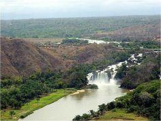 Cachoeiras do Binga *Binga Waterfalls