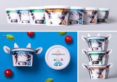 GORDOST - Fratelli Spirini Soft Cheese packaging design blog World Packaging…