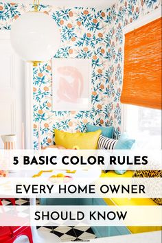 This article is a quick read that might save you costly mistakes Mid Century Dining, New Homeowner, Small Furniture, Textured Wallpaper, Pennies, Neutral Tones, Basic Colors, Accent Pieces, Mistakes