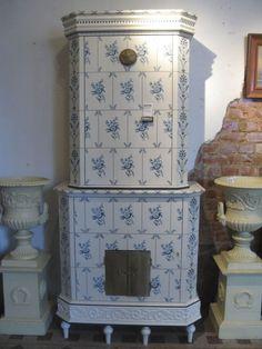 lovely tiled stove