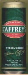 Thomas Caffrey Brewing Co. - Caffrey's Premium Draught Beer 4,2% tölkki