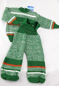 vvintage pants knit jumpers set baby clothes dutch brand brown green boys suit mint winter reborn baby boyclothing boy old doll clothes suit