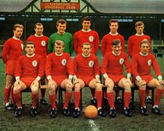 Reds sport all-red kit for first time - Liverpool FC 25/11/1964