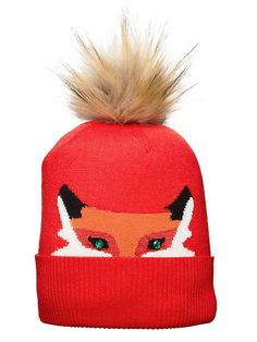 wooland critters hat