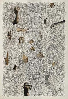 Leon Ferrari, 'Untitled'.