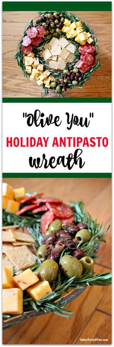 Holiday Antipasto Wreath - 19 Entertaining Christmas Food Ideas for The Big Holi. , Holiday Antipasto Wreath - 19 Entertaining Christmas Food Ideas for The Big Holiday Dinner Gathering. Christmas Party Food, Xmas Food, Christmas Cooking, Holiday Dinner, Christmas Eve, Christmas Entertaining, Christmas Apps, Christmas Tables, Nordic Christmas