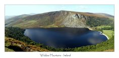 Wicklow Mountains. Ireland