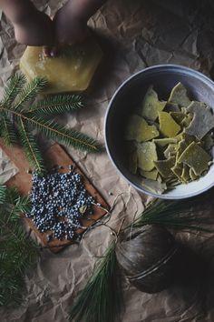 Fare Isle | Handmade Holiday :: DIY Bayberry Candles