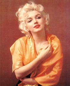 1955: Marilyn by Hal Beg.