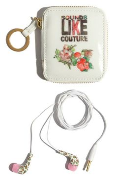 Juicy Couture Earbuds $38.00