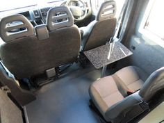 Fiat Ducato Camper van conversions by Sterling Auto of Newbury Berkshire