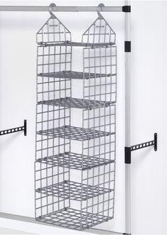 Hangkast (set van 2) zilverkleur/zwart - bpc living bonprix collection - bonprix.nl
