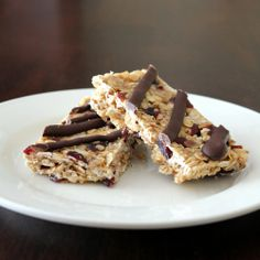 chewy no bake granola bars