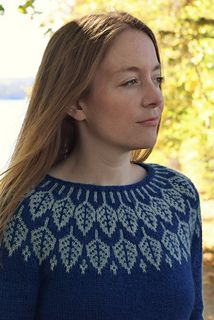 Ravelry: Arboreal pattern by Jennifer Steingass The Effective Pictures We Offer You About pulli sitr Sweater Knitting Patterns, Knit Patterns, Fair Isle Knitting, Hand Knitting, Ravelry, Free Pattern, Knit Crochet, Couture, Style
