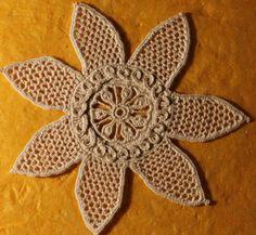 Irish Crochet Tutorial for Beginners
