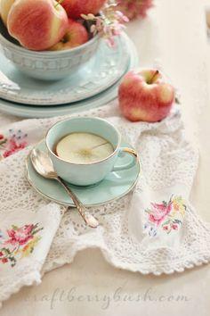 Homemade Apple Tea
