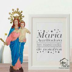 María Auxilio de los Cristianos rogad por nosotros