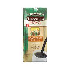 Teeccino Herbal Coffee Chocolate Maya 11 Oz (6 Pack)